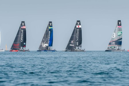 The Need-to-Know Guide to the NYC America's Cup World Series