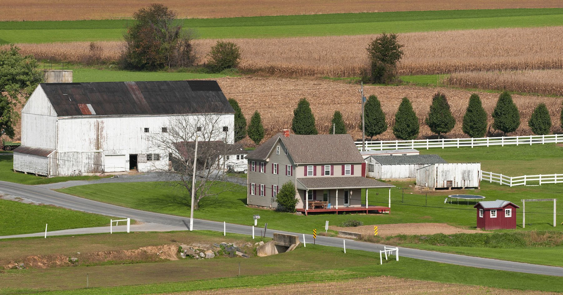 Amish Country Is a Great Place for a Booze Tour. Seriously.
