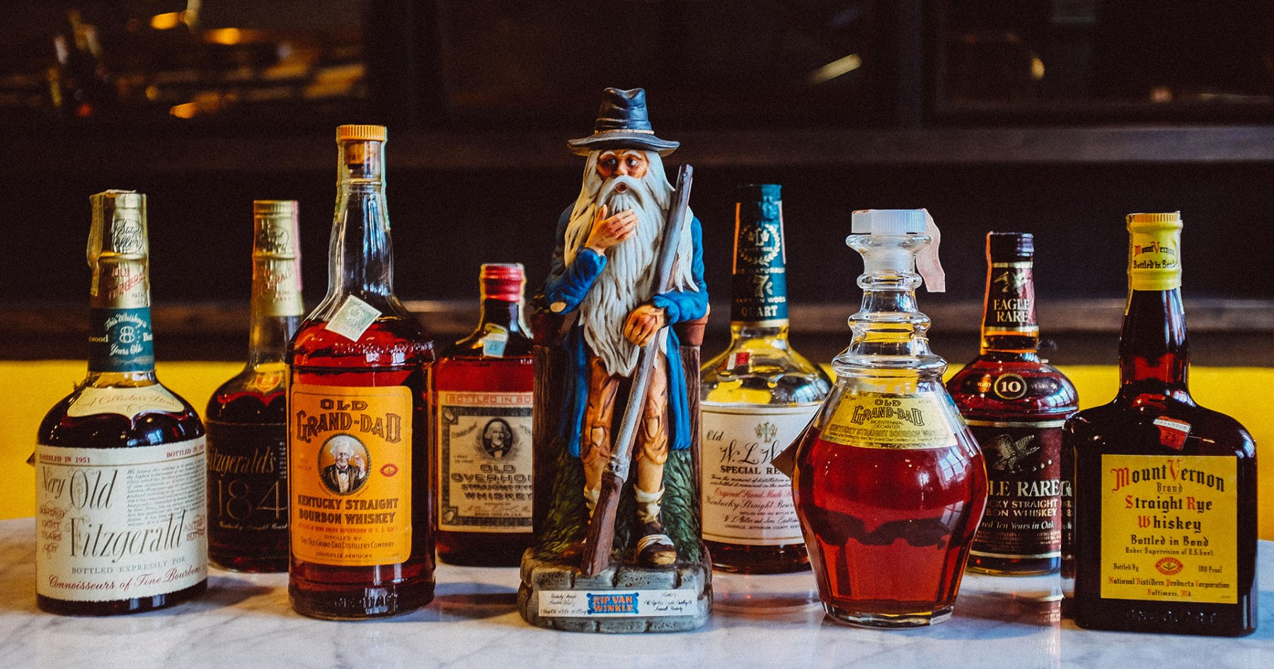 Digging for Antique Spirits at Chicago's Newest Cocktail Den