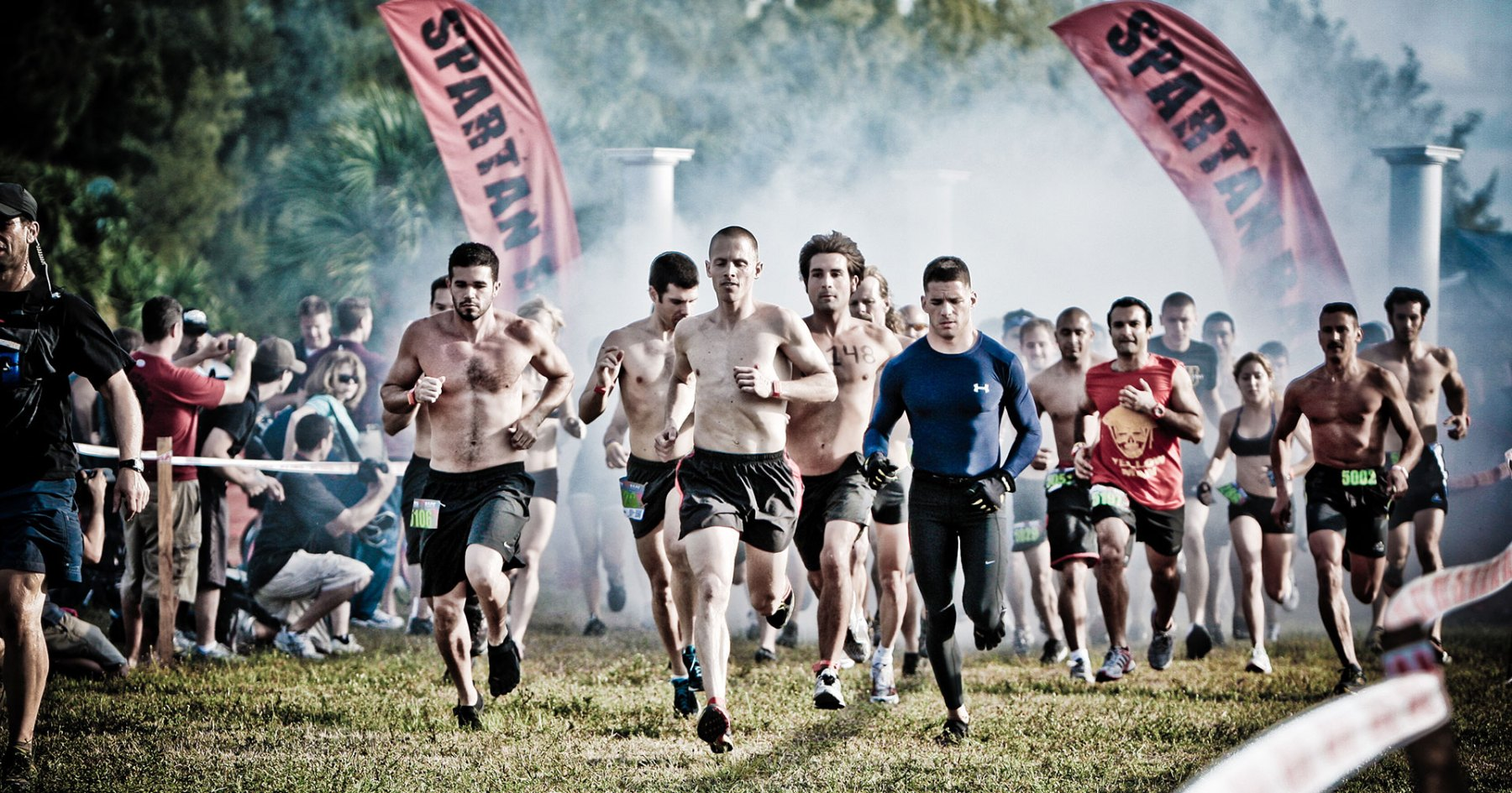 The Five Endurance Challenges to Run This Spring - InsideHook