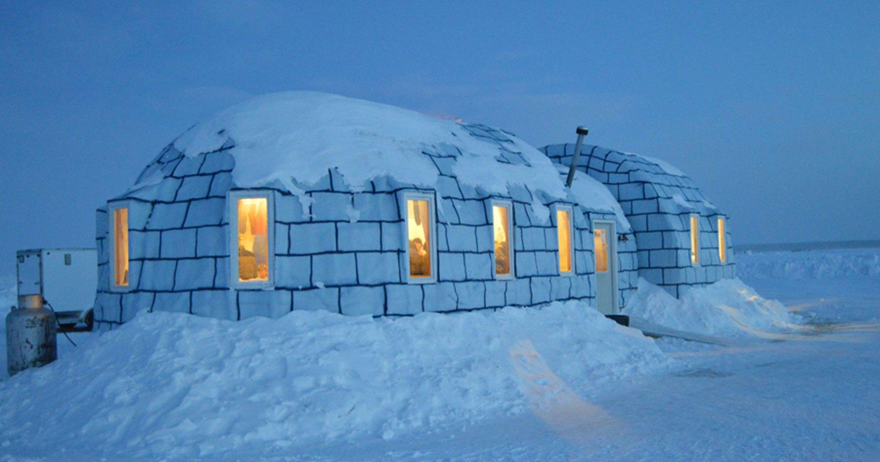 Consider the Igloo Bar