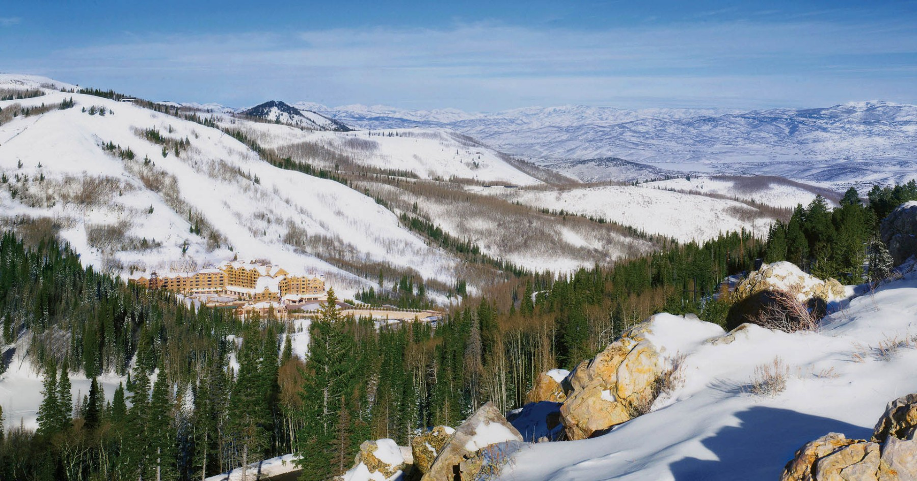 Six Ski Lodges So Swanky You'll Forget to Hit the Slopes