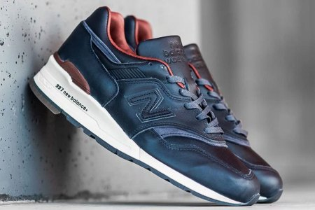 New Balance and Horween Drop 2016's First Must-Have Sneaker