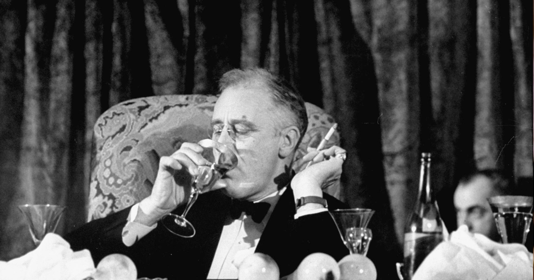 How 10 US Presidents Took Their Booze