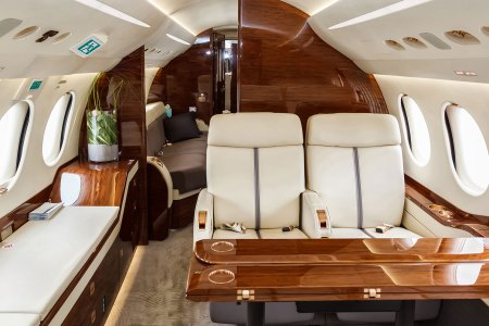 Private Jet Tours Are the New Bus Tour, Assuming Your Cup Runneth Over
