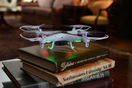 You Can Fly This Drone from Anywhere in the World