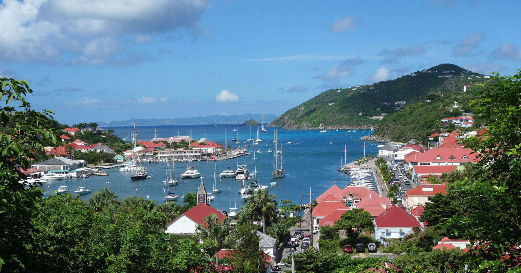 If __ Wins the Election, I'm Moving To … . St. Barths