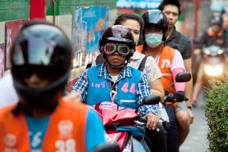 UberMOTO Just Launched in Thailand, Which Sounds Terrifying