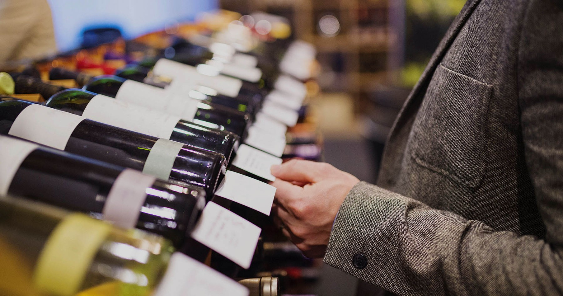 The Five Questions to Ask Your Local Wine Shop