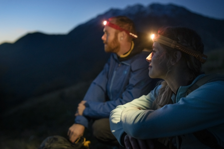 There Are Many Headlamps, but This Is the One You Need