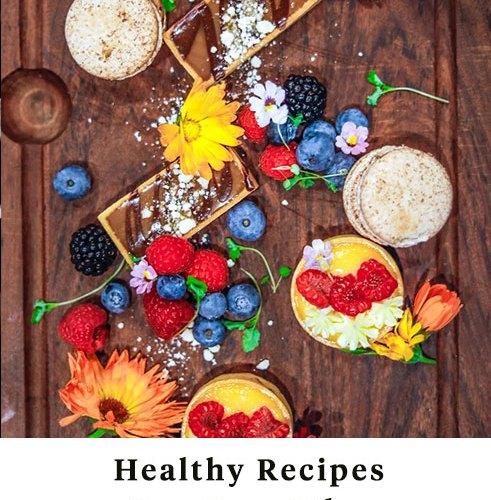 healthy recipes snacks