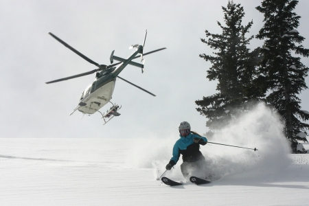The 5 Places to Heli-Ski This Winter