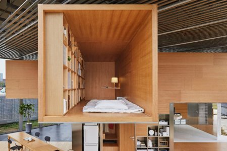 Muji's Workplace Living Pods Give New Meaning to 'Pulling an All-Nighter'
