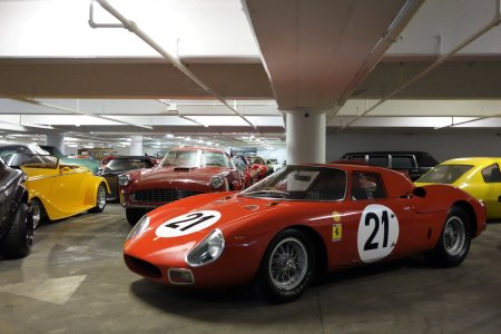 The Petersen's New 'Vault' Is the Greatest Collector's Garage on Earth