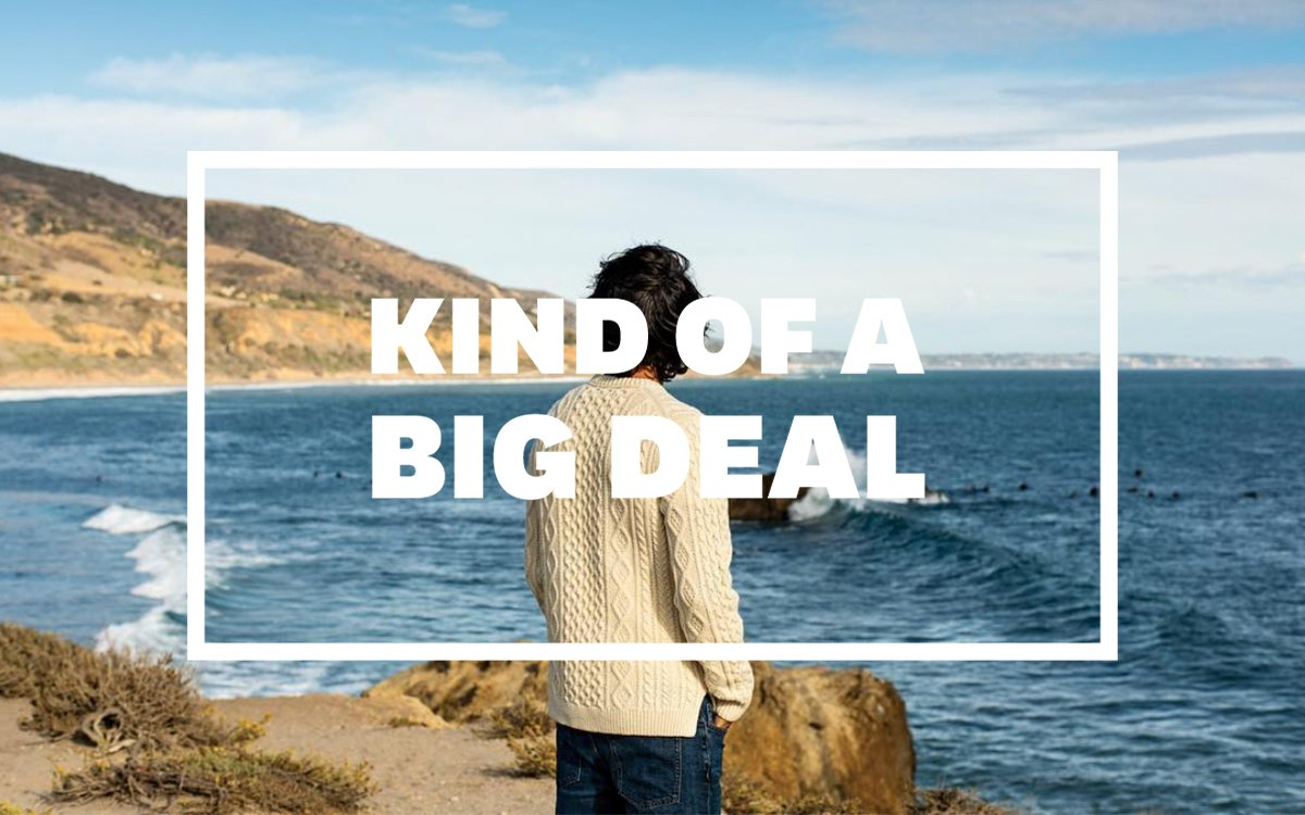 Kind of a Big Deal: November 20th