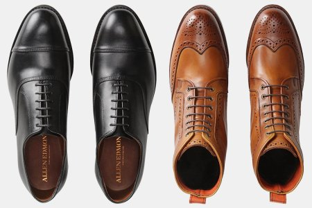 Here's a Trick for Getting Up to $270 Off Allen Edmonds Shoes