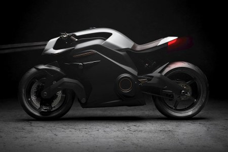 This Electric Café Racer Came Out of Nowhere, Is Backed By Jaguar Land Rover