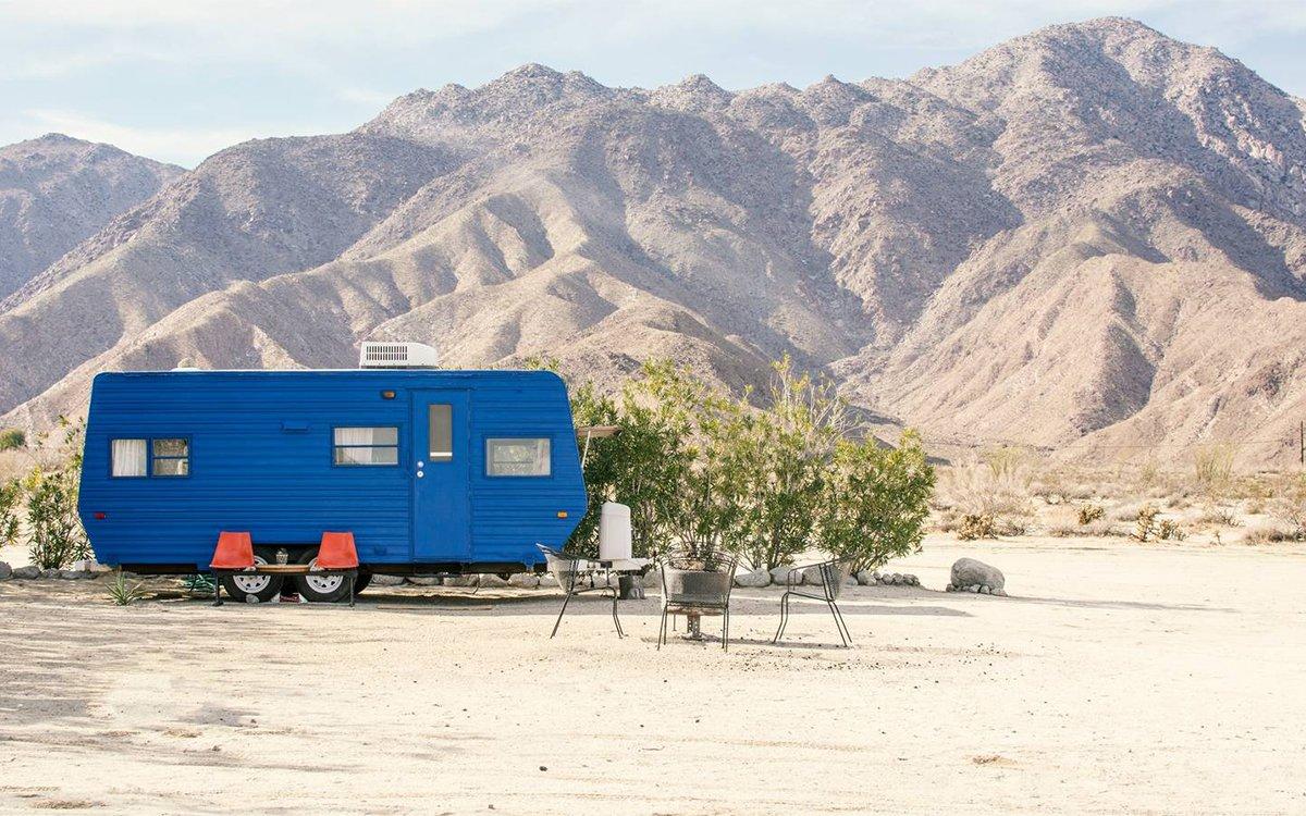 The 10 Best Vintage Camper Airbnbs