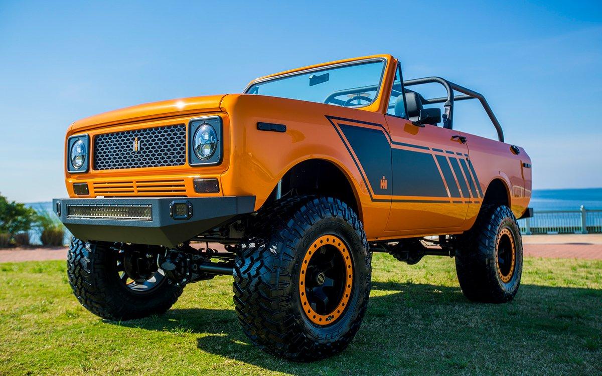 2f7ea732 Orange You Glad Someone Restored This Badass '79 Scout II?