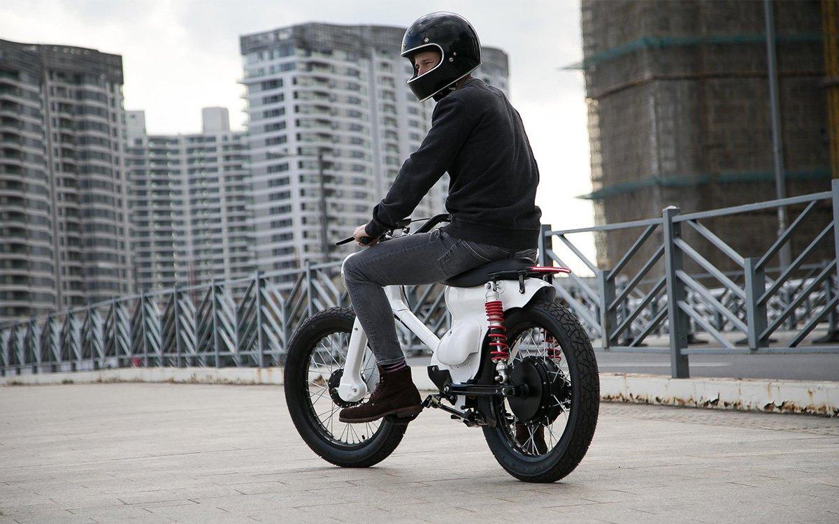This DIY Conversion Kit Will Turn Your Honda Super Cub Electric