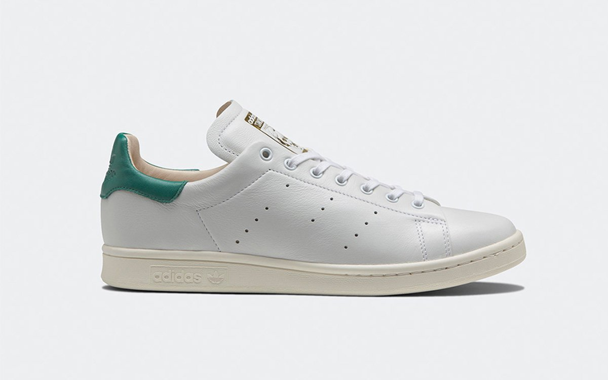 Adidas' New Dressed-Up Stan Smith Looks Primed for a Fancy Dinner