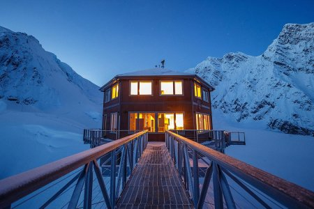 You Might Be Able to Touch the Northern Lights from This Alaskan Lodge