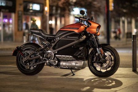 Harley-Davidson Releases Livewire, Their Electric Motorcycle Prototype