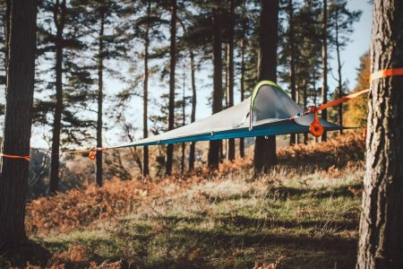 This Solo Hammock Tent Is a Backcountry Must-Have