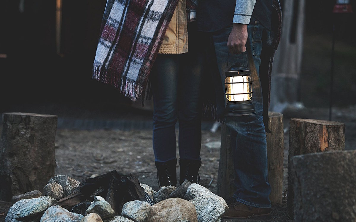 Don't Forget to Pack One of These 10 Electric Camping Lanterns