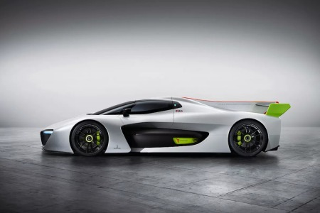 Pininfarina's First In-House Vehicle Can Do a Lot in Two Seconds