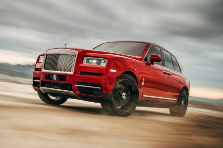 Meet Cullinan, the Downright Hedonistic First SUV by Rolls-Royce