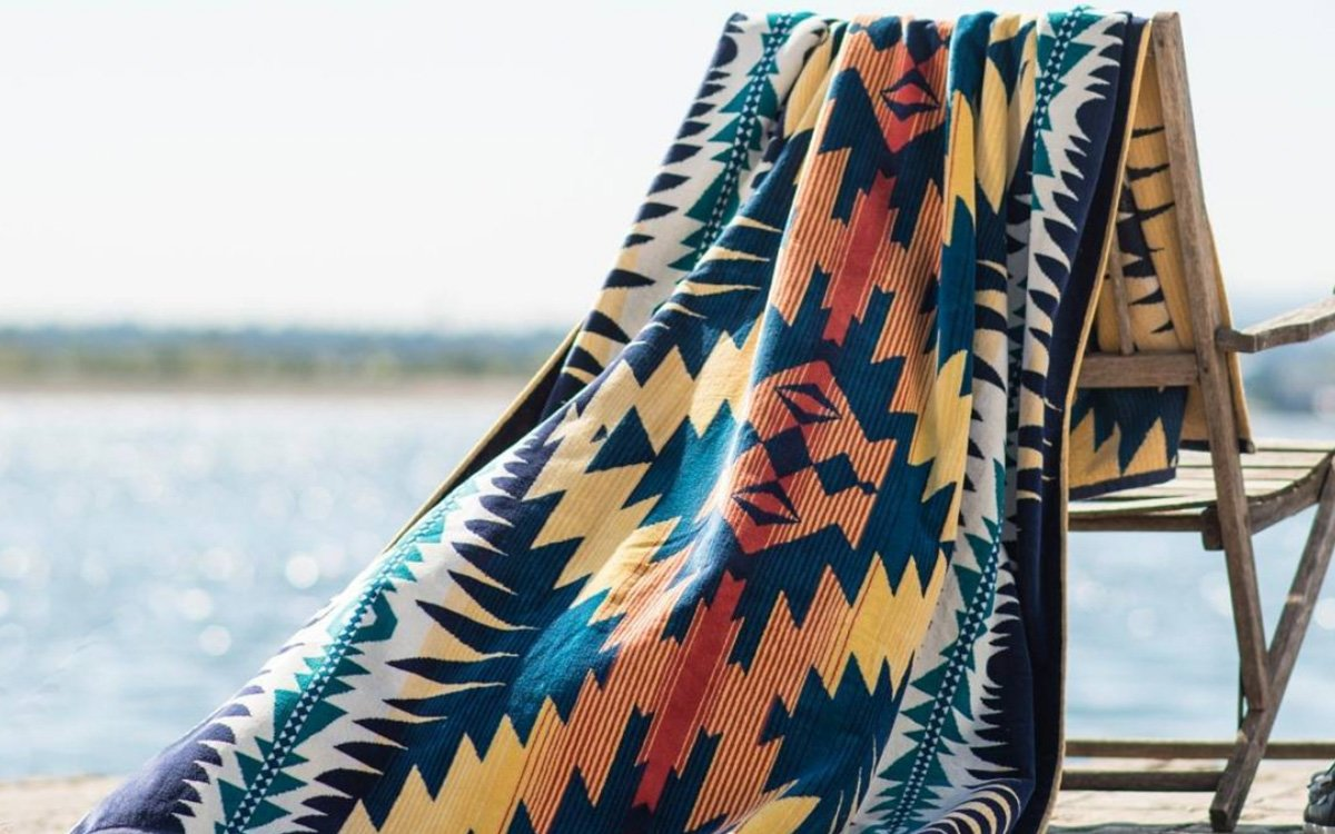 These 12 Statement Towels Will Break Every Neck on the Beach