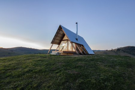 If You Need Us, We'll Be Isolating Ourselves in This Elysian Eco Hut