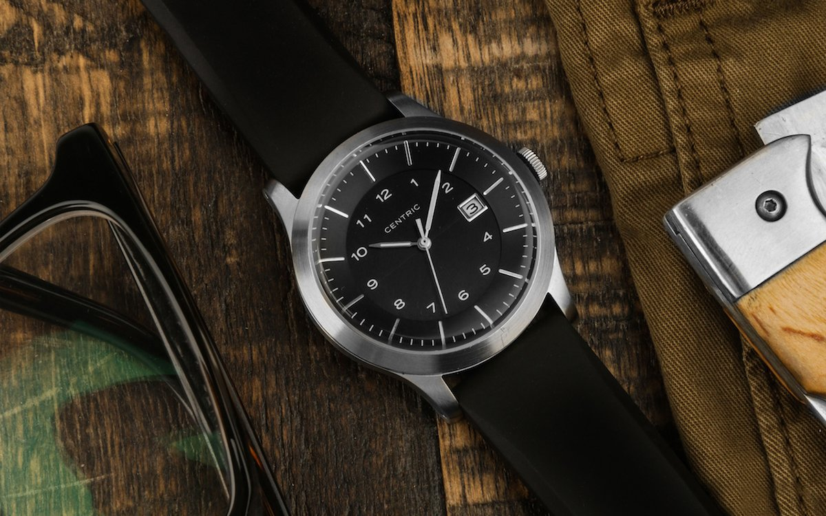 This $180 Solar-Powered Watch Keeps Going and Going and …