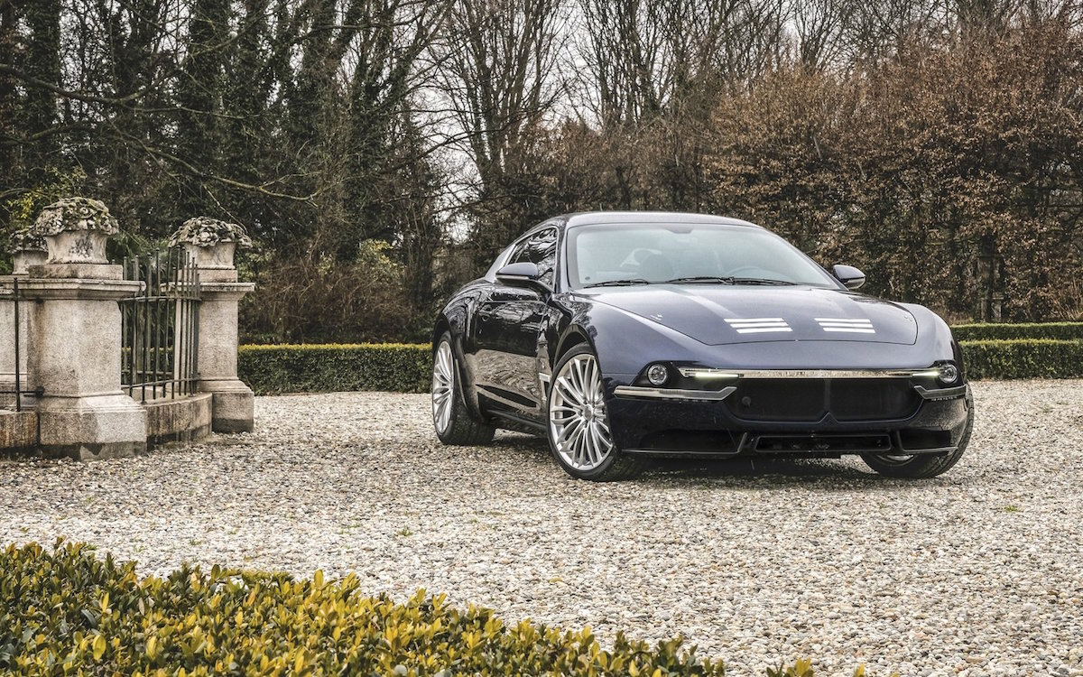 This Custom Coupe Was Inspired by the Shah of Iran's Maserati 5000GT