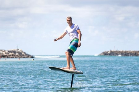 The Fliteboard Is Here When You Give Up on Those Surfing Lessons