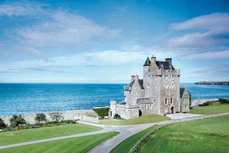 For-Sale Scottish Castle Comes With Three Napoleon-Era Forts, a Pub