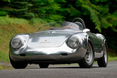 The Prettiest of Porsche's 'Giant Killers' Is Hitting the Auction Block