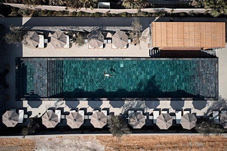 You'll Lose Count of the Infinity Pools at Santorini's Newest Resort