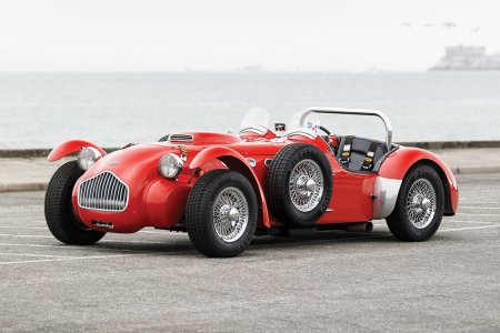 Why This Feisty '53 Allard Is About to Bring in a Big Payday