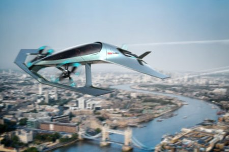 Aston Martin Really Needs to Make This Flying Taxi Concept a Reality