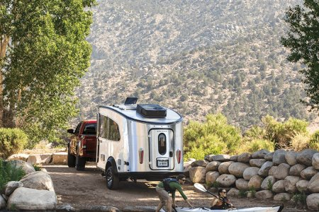 Fun-Sized Airstream Handles All Backcountry Needs for Half the Price