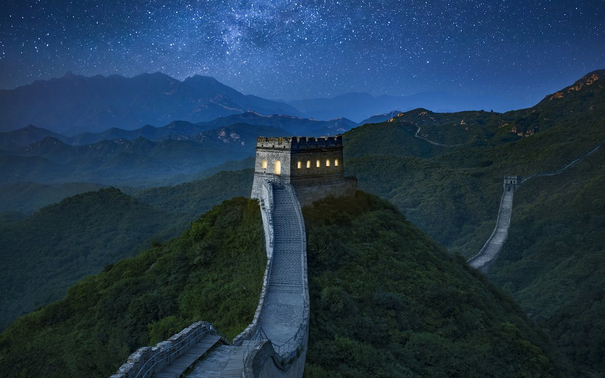 Turns Out China Won't Let Airbnb Host Sleepovers on the Great Wall