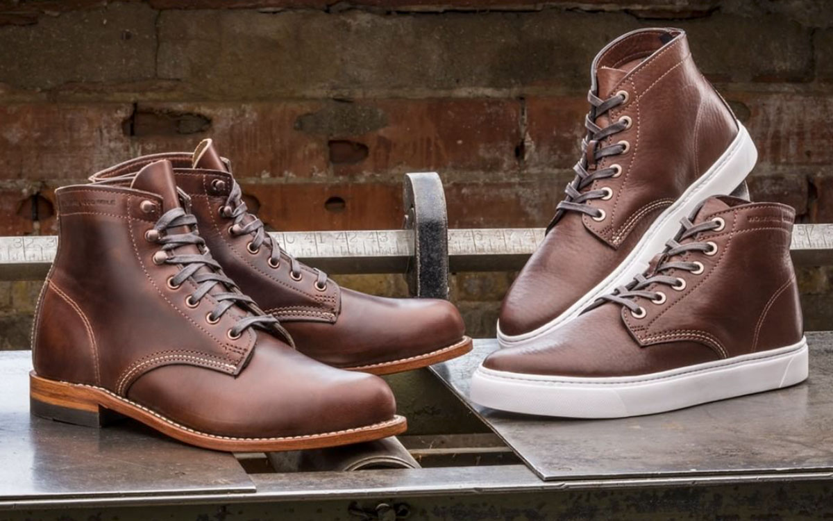 Wolverine's Iconic 1000 Mile Boot Is Now the Perfect Fall Sneaker