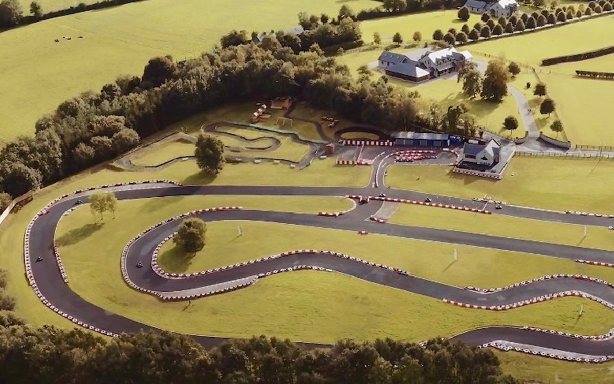 Buy This House and They'll Throw in the Giant Go-Kart Complex for Free