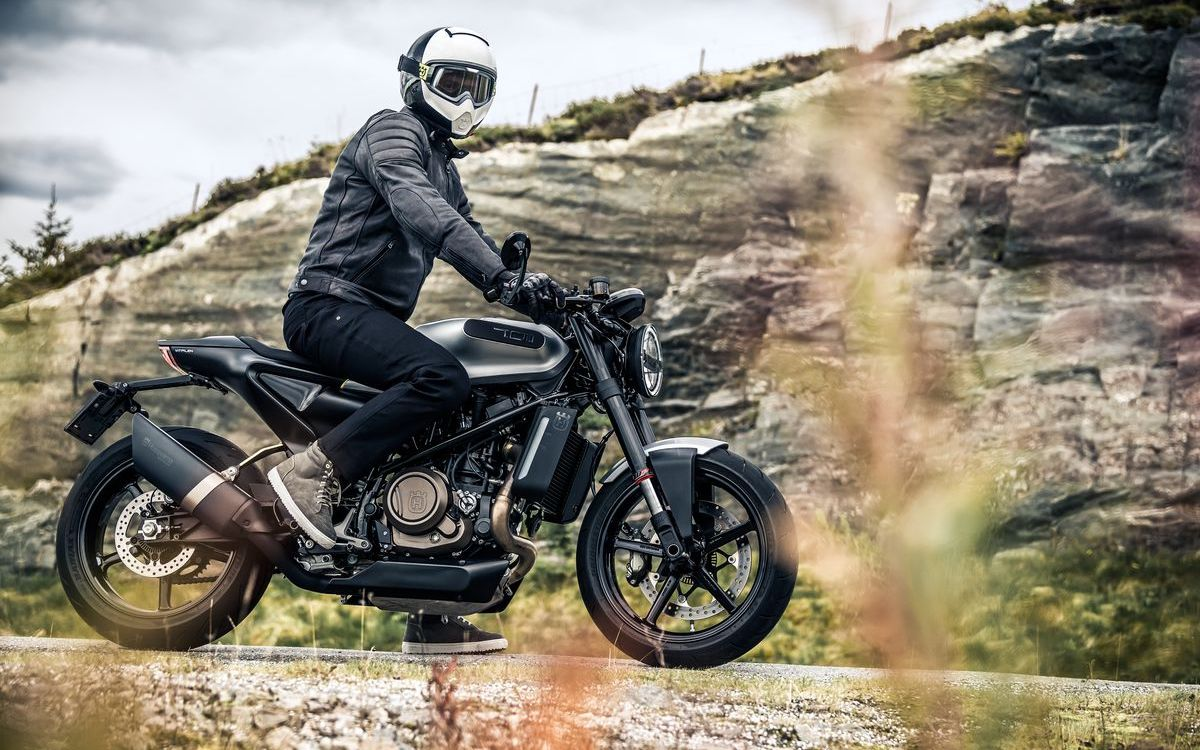 The Moto World Is Losing It Over Husqvarna's New Vitpilen 701