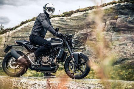 The Moto World Is Losing It Over Husqvarna's New Vitpilen 701