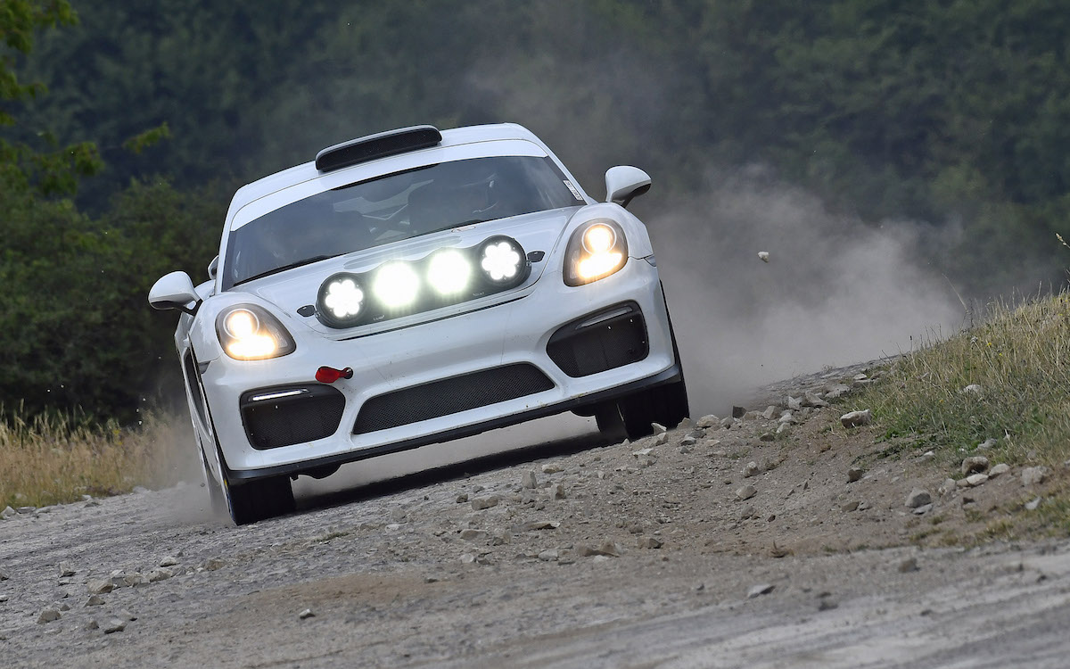 Porsche Really Needs to Put This Rally Car Into Production