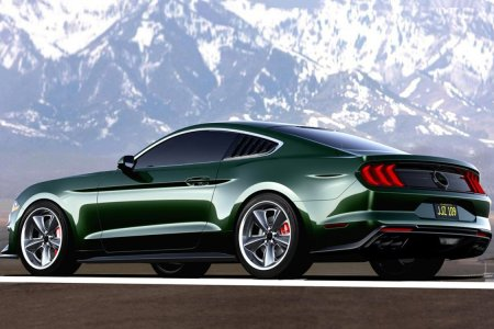 Steve McQueen's Son Will Give Your Mustang the 'Bullitt' Treatment