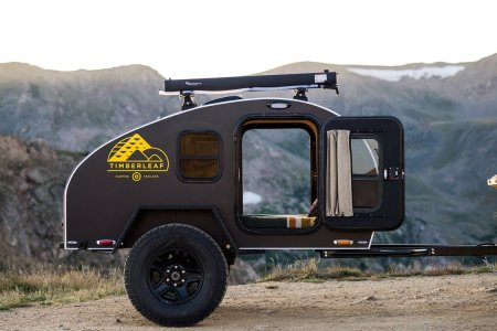 Timberleaf's New Teardrop Is the Lightweight Camp-ion of the World
